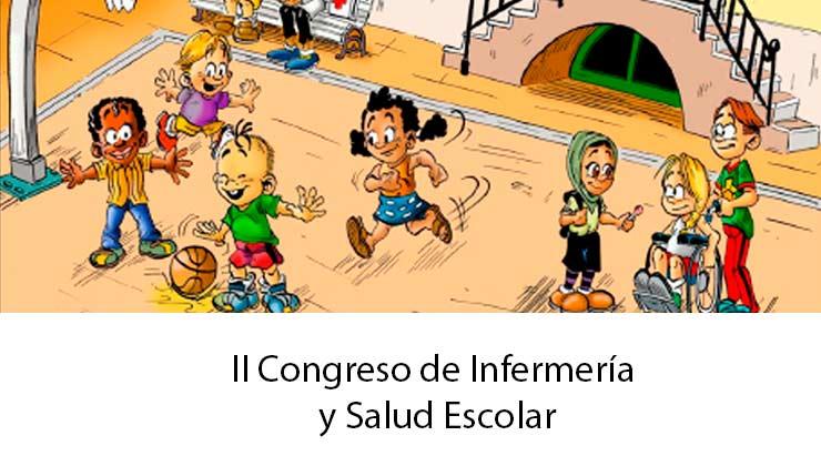 imagen congreso enfermería y salud escolar