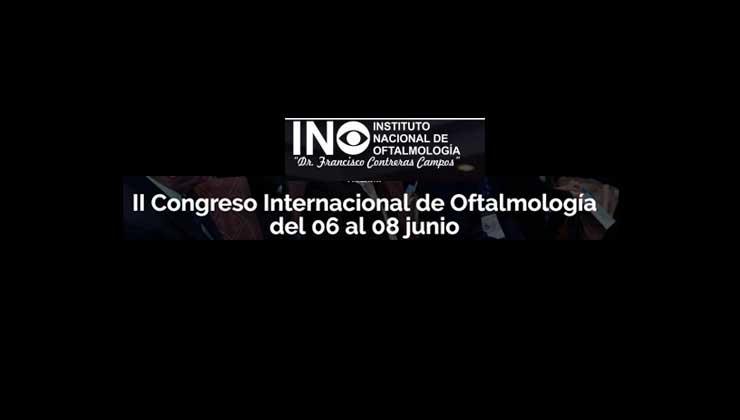 II Congreso Internacional de Oftalmología