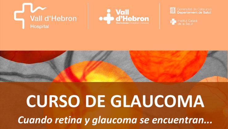Curs de glaucoma Hospital Vall d'Hebron