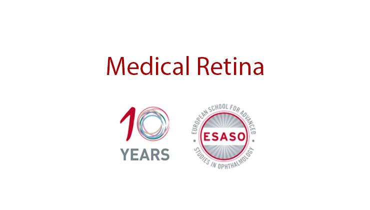 módulo ESASO medical retina
