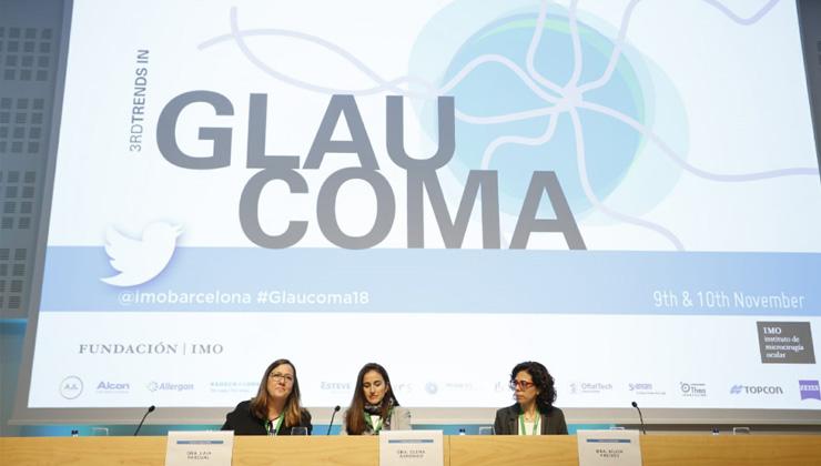 presentació del Trends in Glaucoma