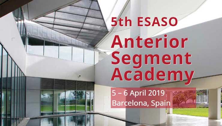 ESASO Anterior Segment Academy