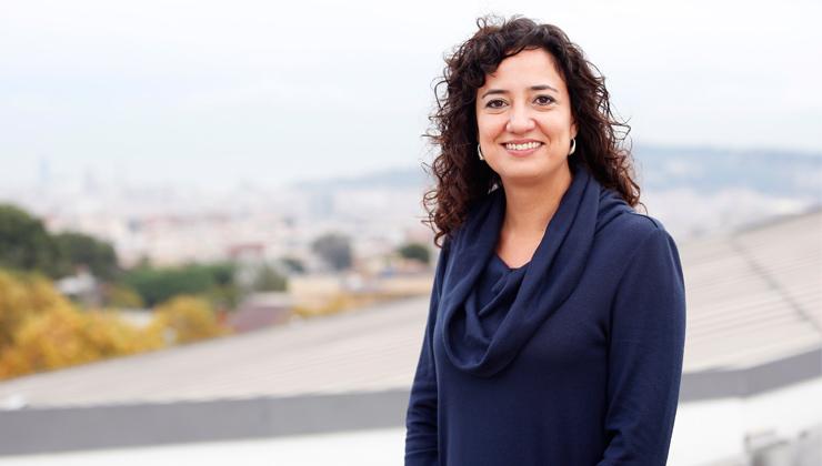 Irene Garcia, directora de la Fundació IMO