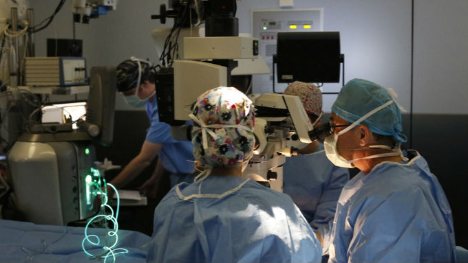 tratamiento patologías retina