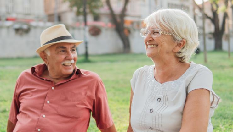 La prevención es la clave para una buena visión en personas mayores