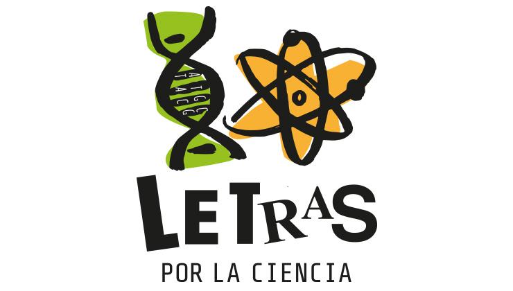 imagen letras por la ciencia