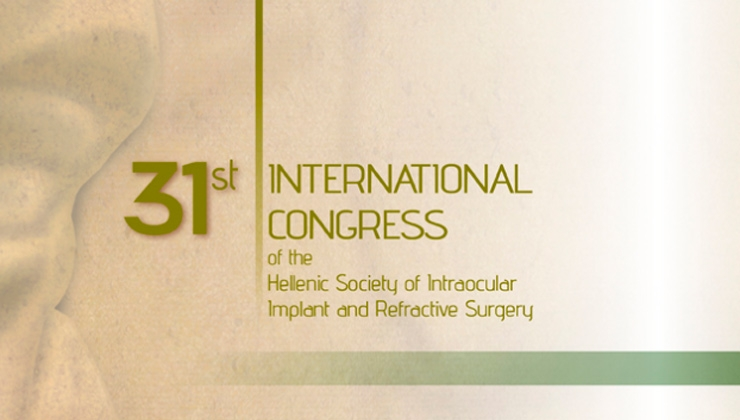 31st International Congress of the HSIOIRS