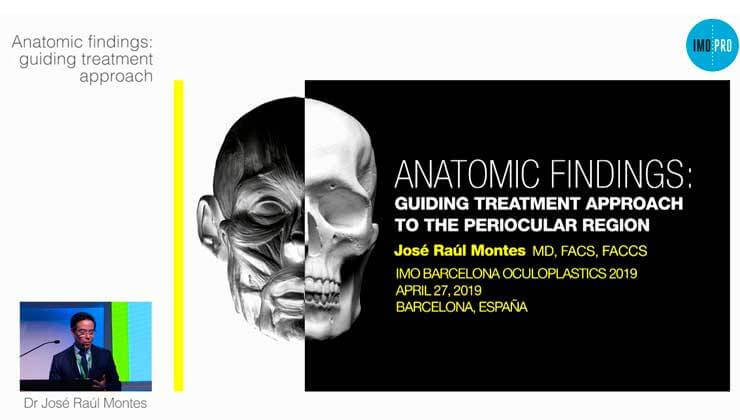 Anatomic findings: guiding treatment approach