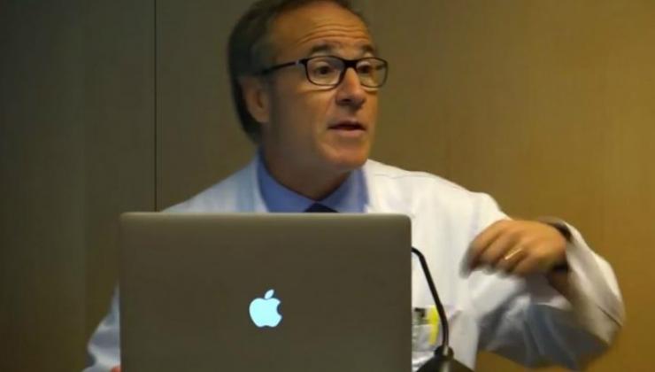 Dr. Carlos Mateo - Controversias en el agujero macular idiopático