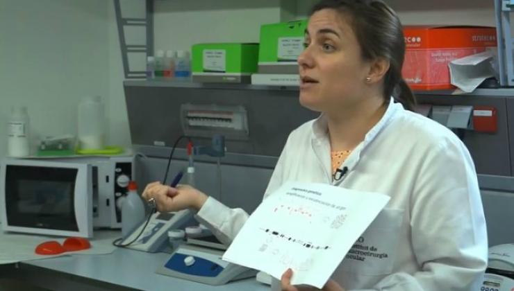 Dra. Pomares - Genética de las distrofias de retina