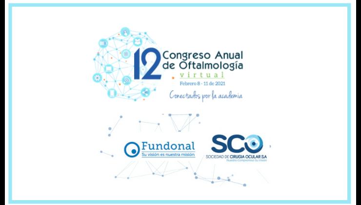 12 Congreso Anual de Oftalmologia 2021