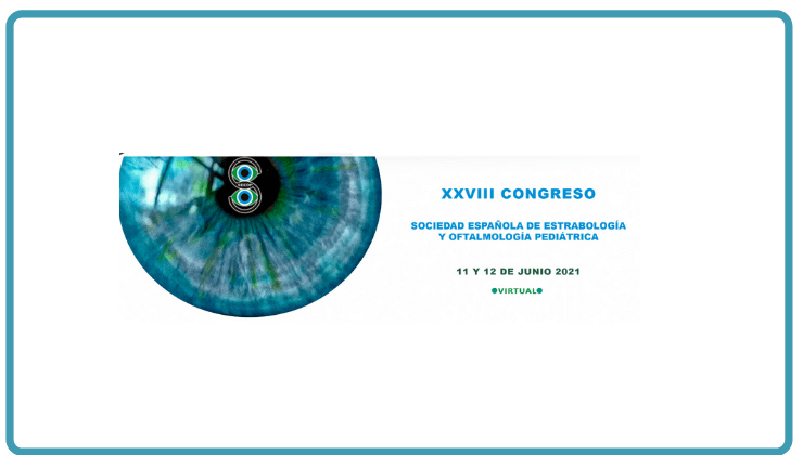 Congreso de la Sociedad Española de Estrabología y Oftalmología Pediátrica