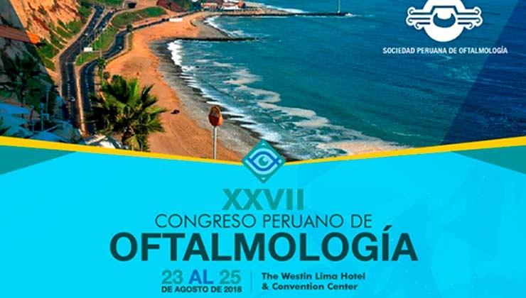 congreso peruano oftalmologia medel