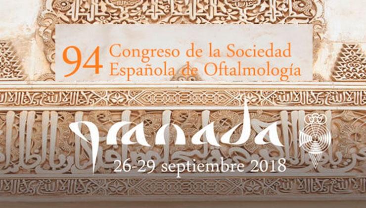 Congreso Sociedad Española de Oftalmología