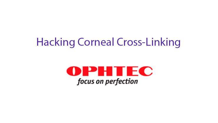 curso hacking corneal cross linking