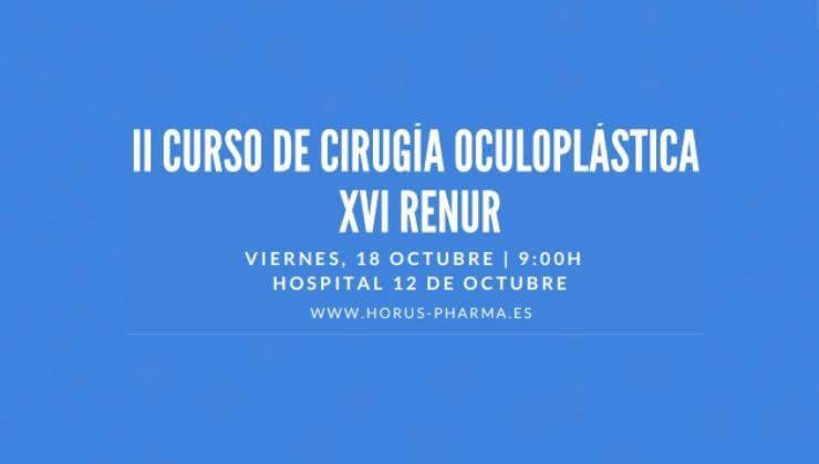 II Curso de Cirugía Oculoplastica
