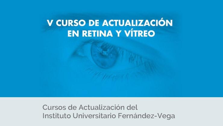Imágen V Curso de Actualización en Retina y Vítreo
