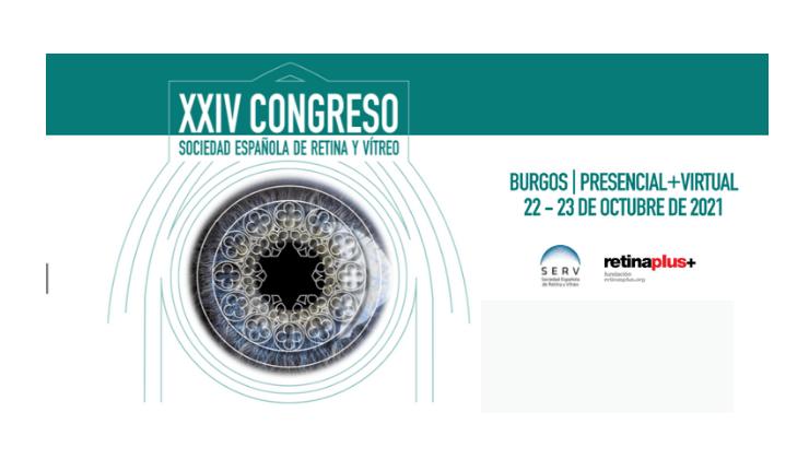 XXIV Congreso Sociedad Española de Retina y Vítreo