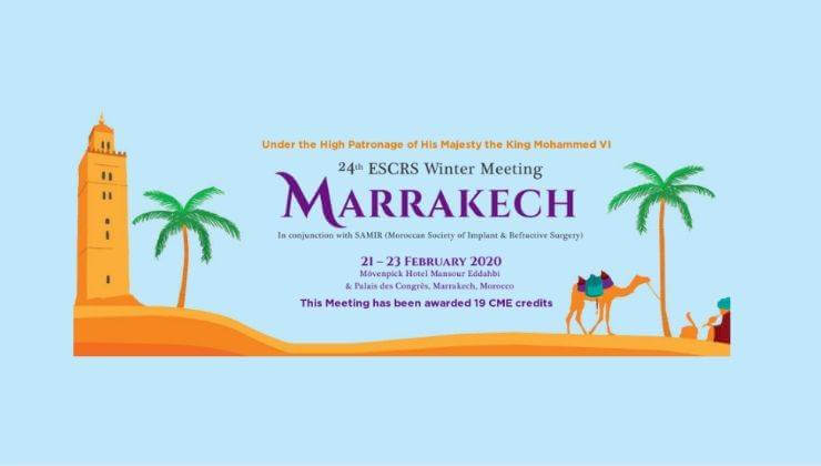 24th ESCRS Winter Meeting