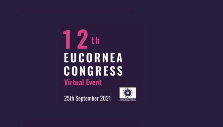 12th EuCornea Congress Virtual