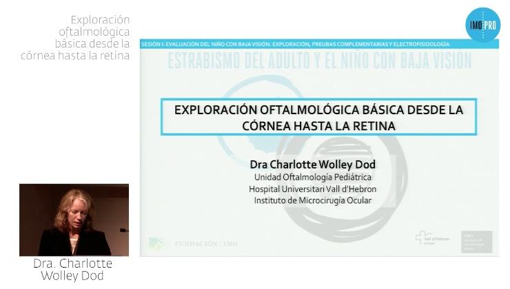 imagen ponencia exploración oftalmológica básica