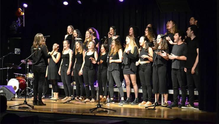 Yonder choir - concierto solidario Fundación IMO