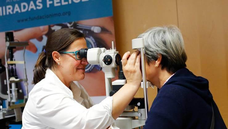 Revisión ocular glaucoma