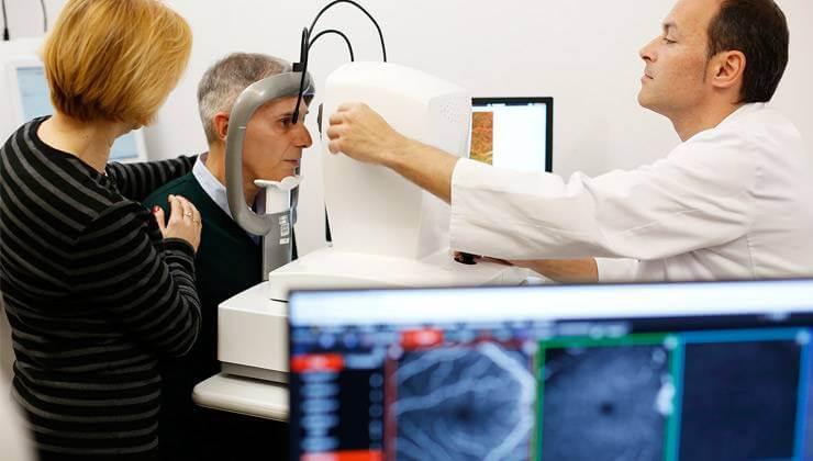 diagnòstic retina