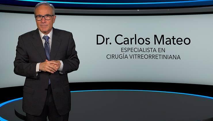 Despreniment de retina | Dr. Carlos Mateo