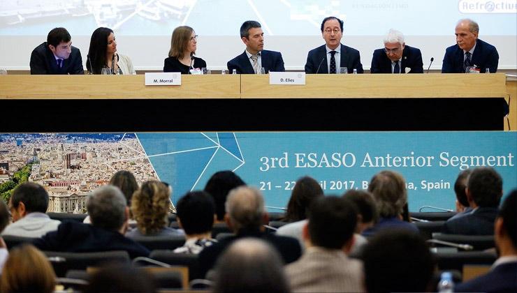 fotografía ESASO nueva categoría de ojo seco