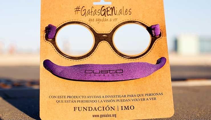 Gafas geniales fundacion IMO custo