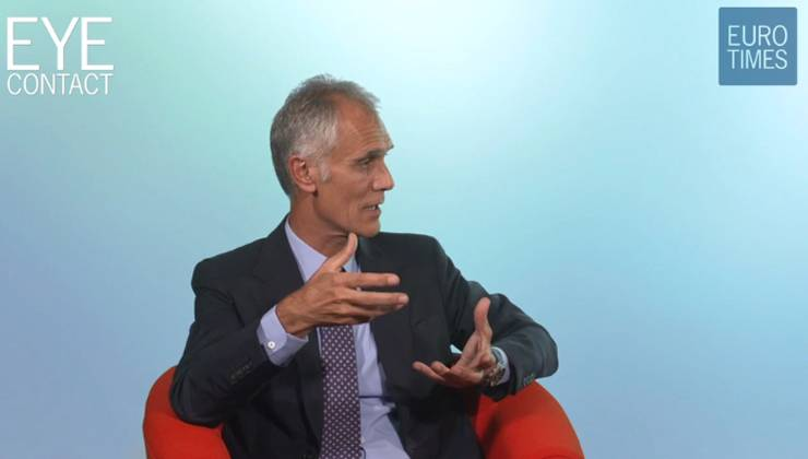 Dr. Güell entrevista superficie ocular