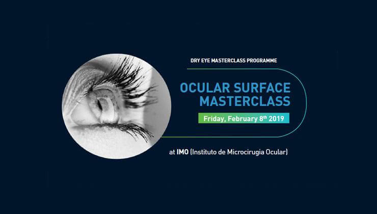 ocular surface masterclass a l'IMO