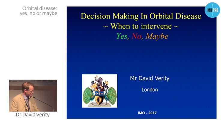 Orbital disease