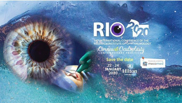 14th Annual International Meeting of Research Institute of Ophthalmology