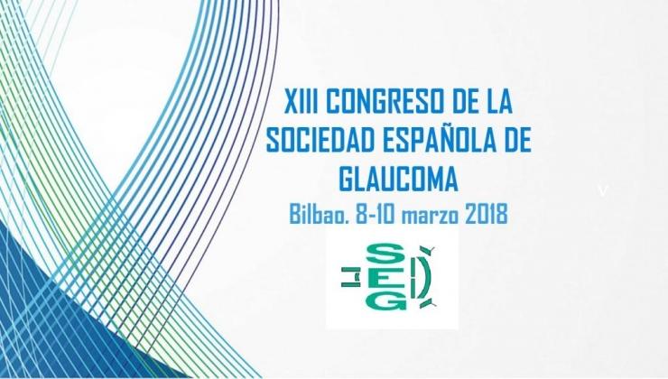 imagen XIII Congreso de la Sociedad Española de Glaucoma
