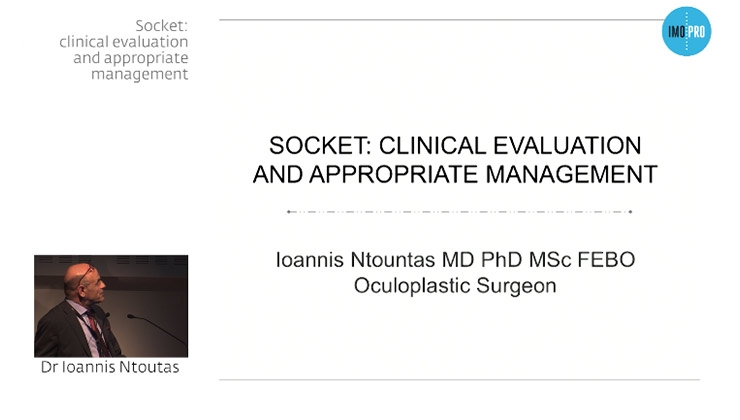 Socket: clinical evaluation and appropriate management