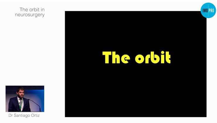 The orbit in neurosurgery