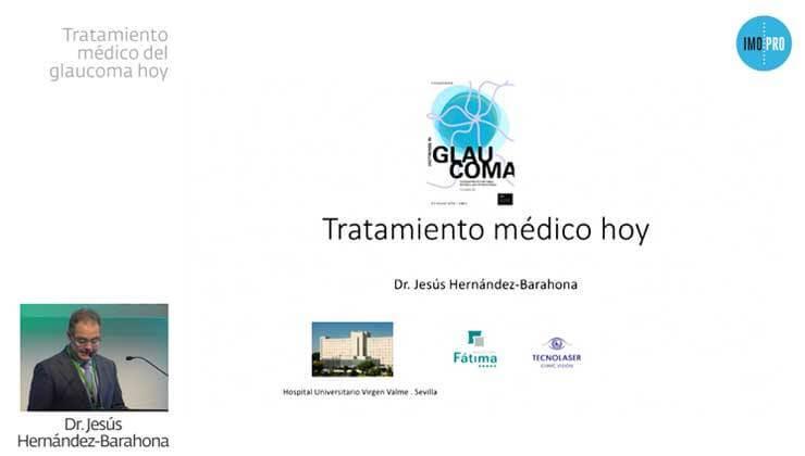 Tratamiento médico del glaucoma hoy