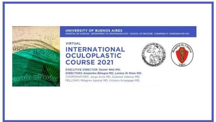 International Oculoplasty Course