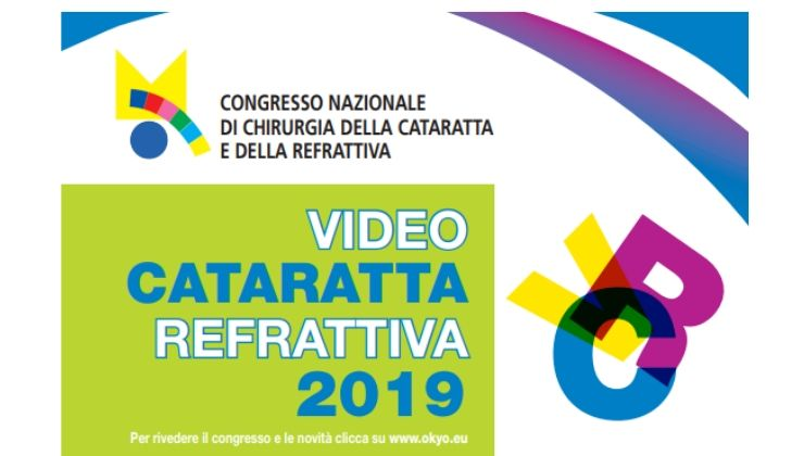Video Cataratta Refrattiva 2019