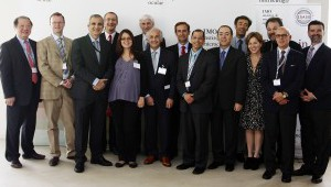 Ponentes congreso retina 2011
