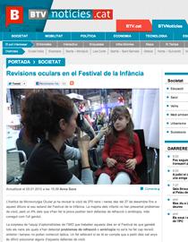 IMO en el Festival de la Infancia
