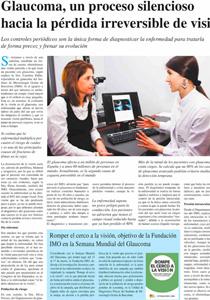 Artículo La Voz de Galicia