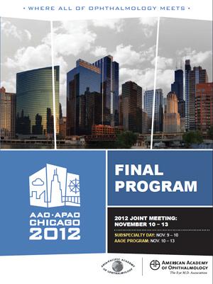 Programa AAO 2012