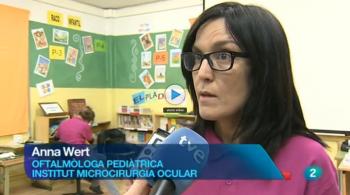 Dra. Wert Noticias TVE revisiones la Caixa