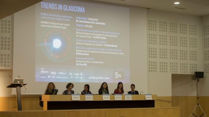 trends in glaucoma congreso