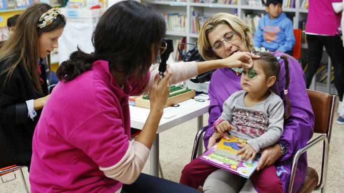 En esta campaña se ha obtenido el segundo porcentaje de patología oculta más elevado desde que se inició el programa en 2013, solo superado en junio del año pasado, también en Badalona