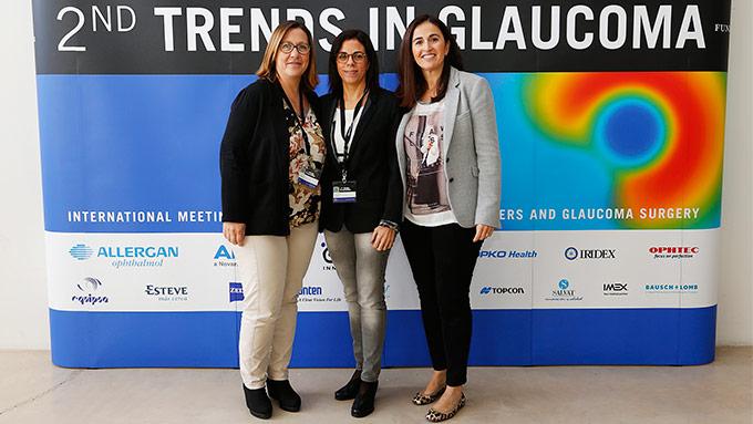 Las organizadoras del II Trends in Glaucoma destacan los cambios que se están produciendo en esta subespecialidad, con constantes avances diagnósticos y terapéuticos